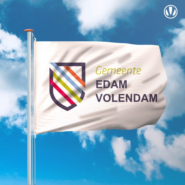 Mastvlag Edam-Voldendam