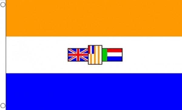 Oude vlag Zuid Afrika
