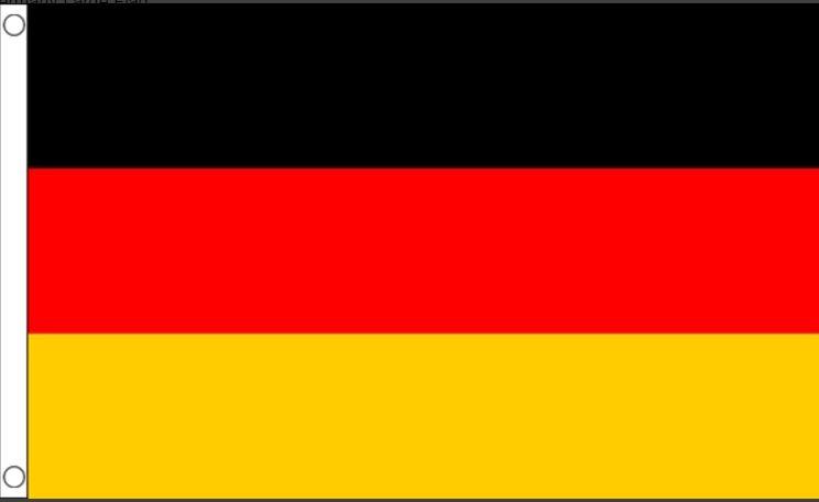 vlag Duitsland, Duitse vlag 150x240cm Best Value