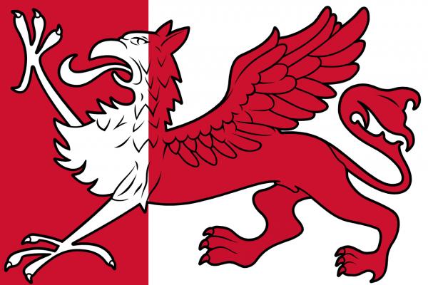 Grote vlag Ooststellingwerf