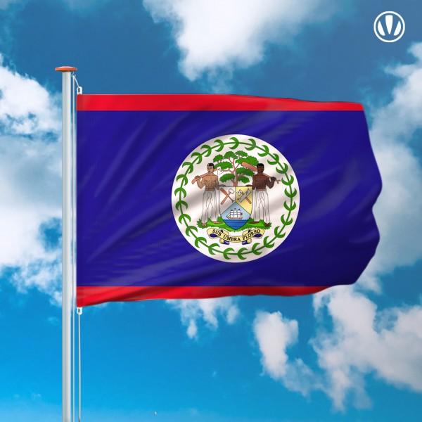 Mastvlag Belize