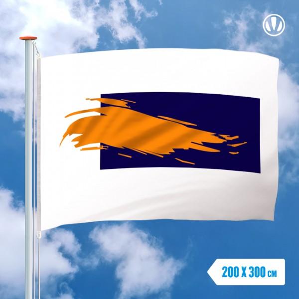 Grote Mastvlag Bergen (NH)