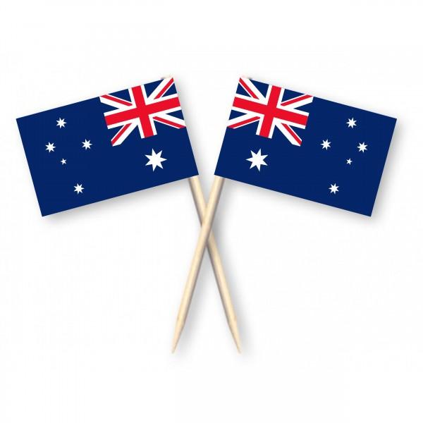 Cocktailprikkers Australie
