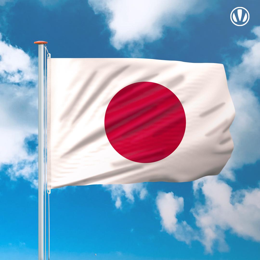 Japanse vlag kopen