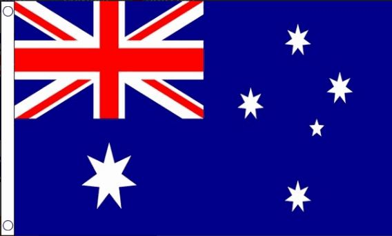 vlag Australië | Australische vlaggen 90x150cm Best Value
