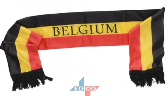 Sjaal Belgie 14x130cm 1