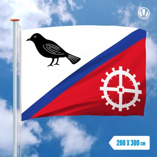 Grote Mastvlag Hardinxveld-Giessendam