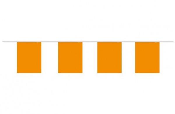 mini oranje vlaggenlijn 4m auto, ek, wk