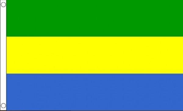 Vlag Gabon 60x90cm
