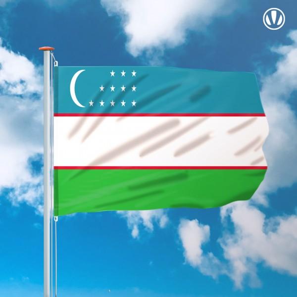 Mastvlag Oezbekistan