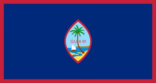 Vlag Guam