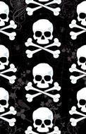 Tafelkleed Piraten plastic