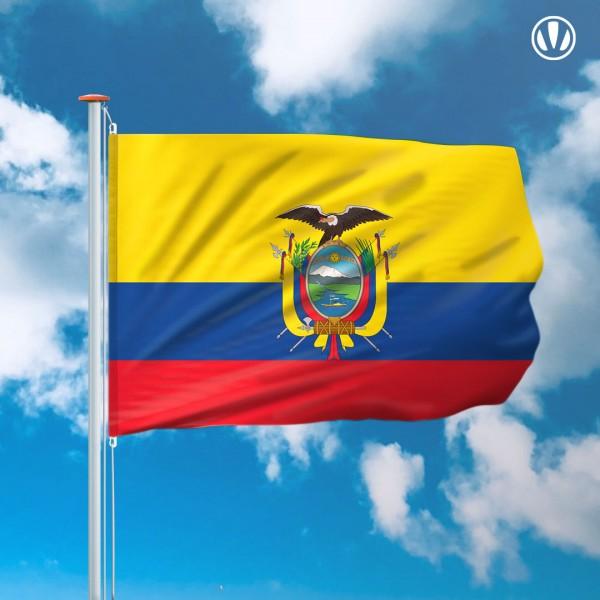 Mastvlag Ecuador