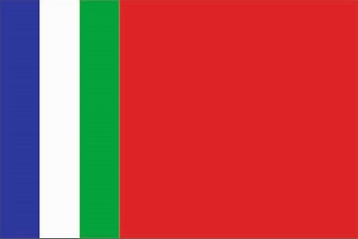 vlag Molukken Molukse vlaggen 30x45cm
