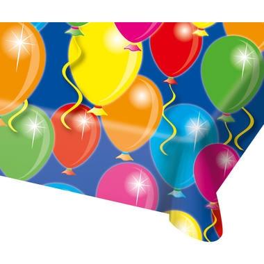 Tafelkleed met ballonnen 130x180cm