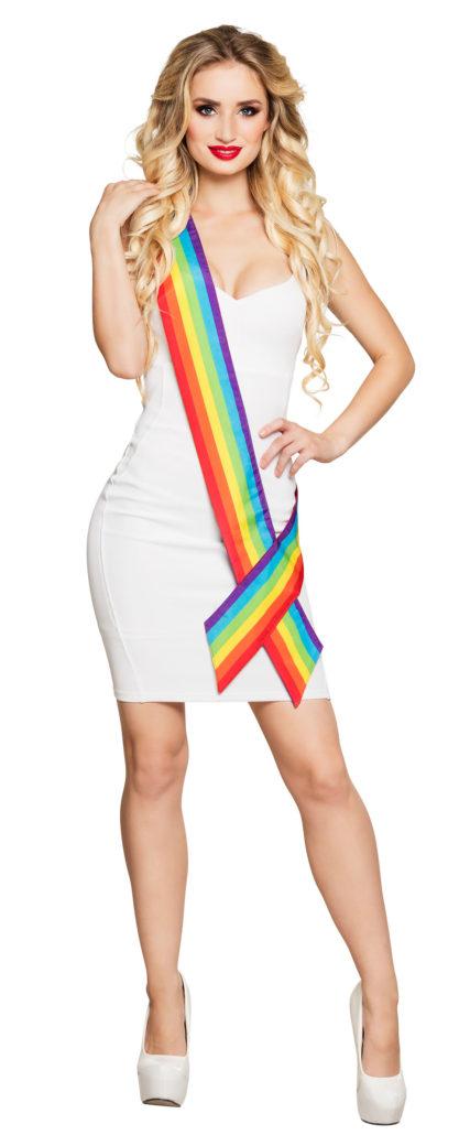 Sjerp Regenboog | stof 100% polyester