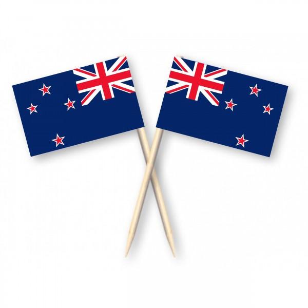 Kaasprikkers Nieuw-Zeeland, Nieuw-Zeelandse cocktailprikkers 50 stuks