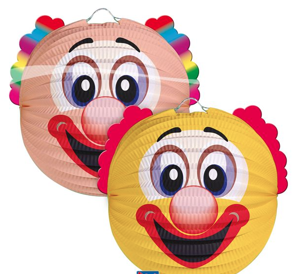 lampion clown