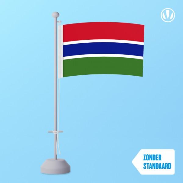 Tafelvlag Gambia
