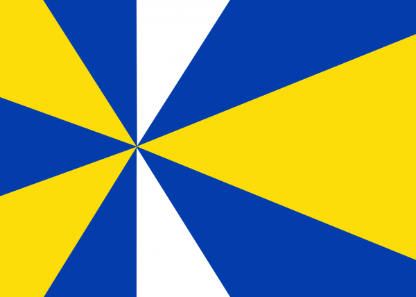 Grote vlag Koggenland