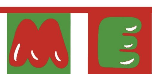 Vlaggenlijn Merry Christmas 5.4m