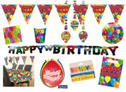 Happy birthday verjaardagset