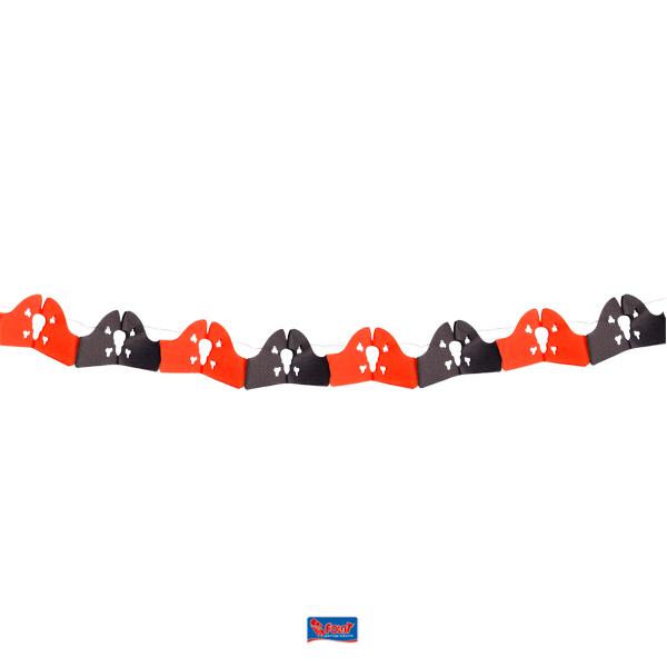 Piraten hoed vlaggenlijn