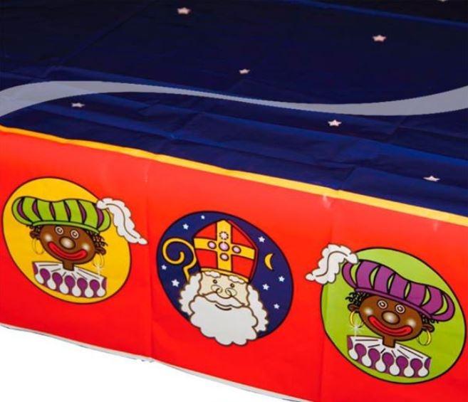 Tafelkleed-uit-tafelset-welkom-Sinterklaas-en-Piet