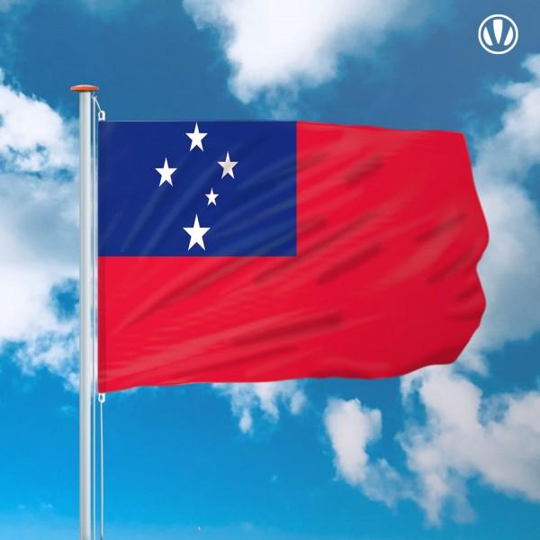 Mastvlag Samoa