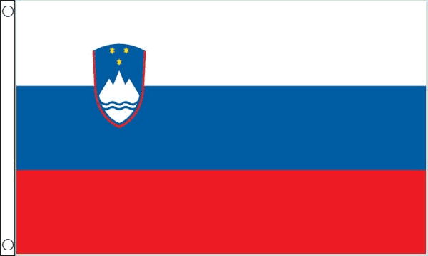 Vlag Slovenië 60x90cm