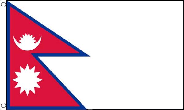 Vlag Nepal 60x90cm