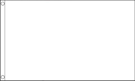 Witte vlag wit 60x90cm Best Value