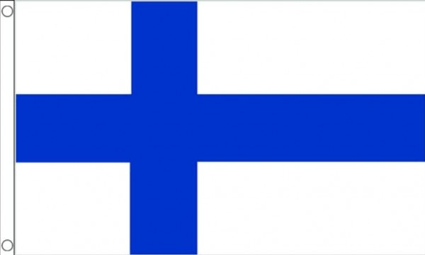Vlag Finland 90x150cm | Best Value