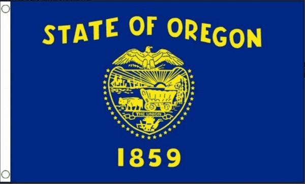 Vlag Oregon