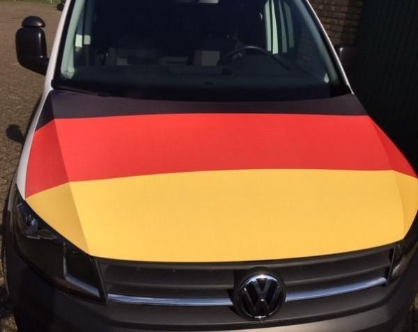 Motorkap hoes Duitsland