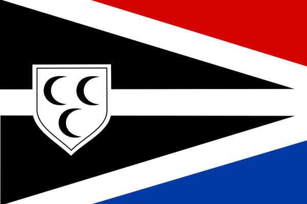mastvlag Krimpen aan den IJssel 150x225cm
