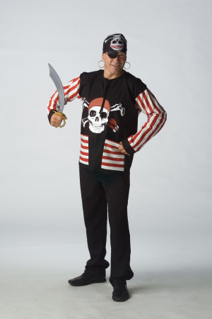 Piraten kleding volwassenen
