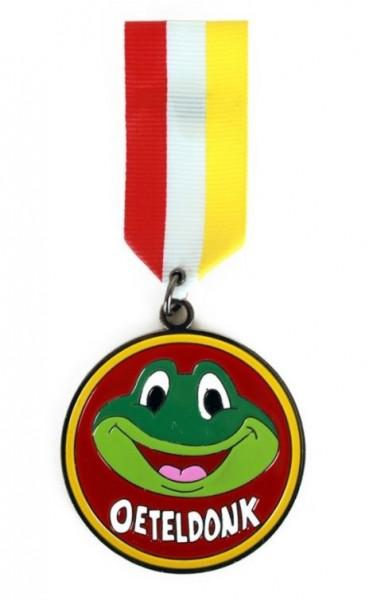 Medaille Broche Oeteldonk kikvors