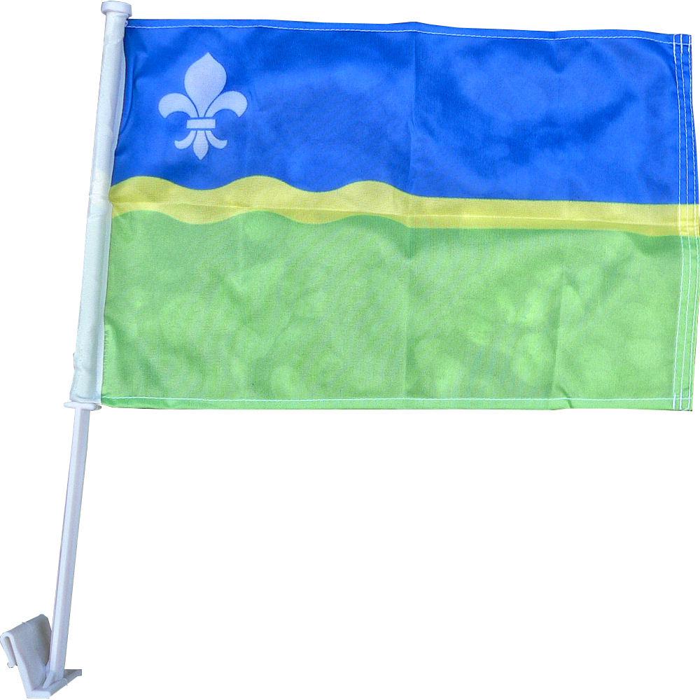 Autovlag Flevoland | luxe Flevolandse autovlaggen