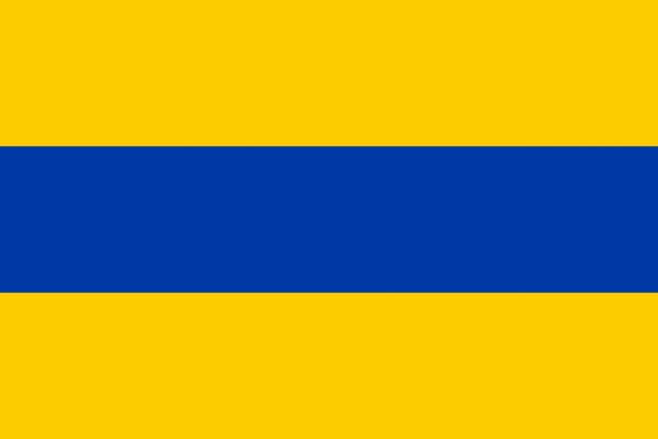 Grote vlag Lisse