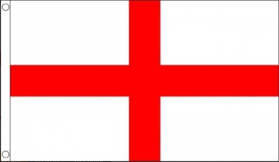 vlag Engeland, St. George's Cross 90x150cm Best Value