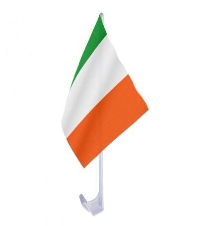 Autovlag Ierland Ierse auto vlaggen