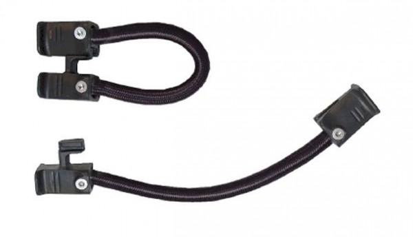 Spanelastiek stormfix 8x200mm zwart