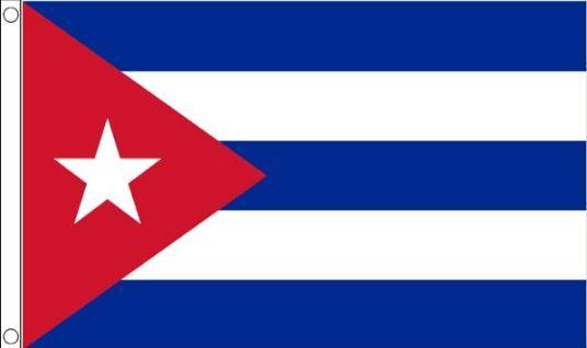 Cubaanse vlag, vlaggen Cuba XXL 150x240cm Best Value