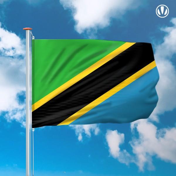 Mastvlag Tanzania