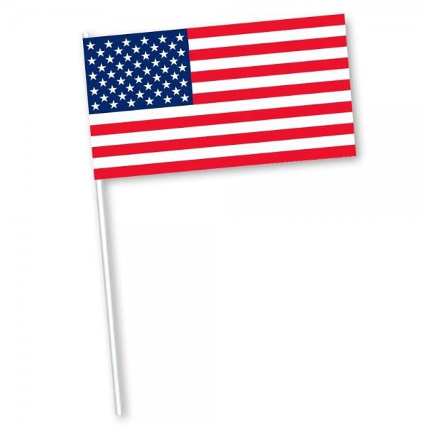 Verenigde staten zwaaivlag, USA, VS, Amerika