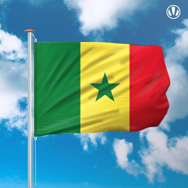 Mastvlag Senegal