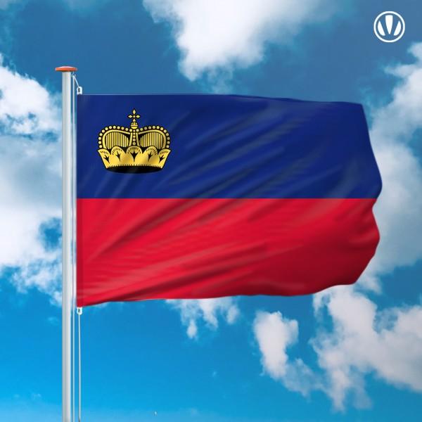 Mastvlag Liechtenstein