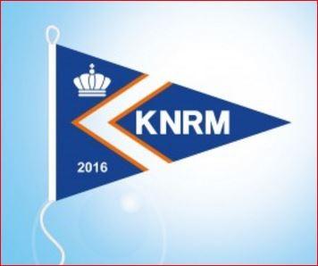 KNRM wimpel 20x30cm editie 2016 jaarwimpel kopen