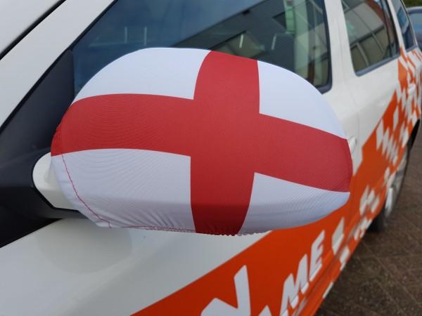 Autospiegel hoes Engeland | 2 stuks